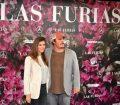 Sergio Peris-Mencheta en el estreno de Las Furias