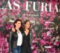 Teresa Hurtado de Ory en el estreno de Las Furias