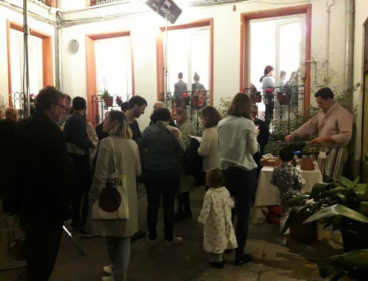 Inauguración de Limbo en Espacio Valverde