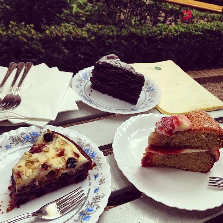© Café del jardín