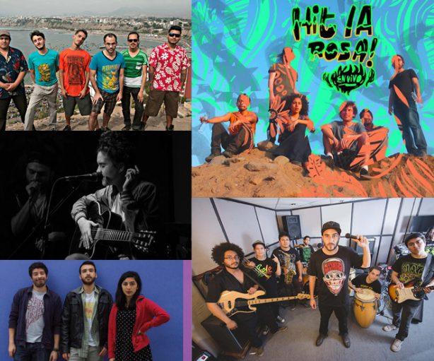 Las mejores bandas peruanas del momento