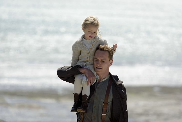 michael fassbender y florence clery