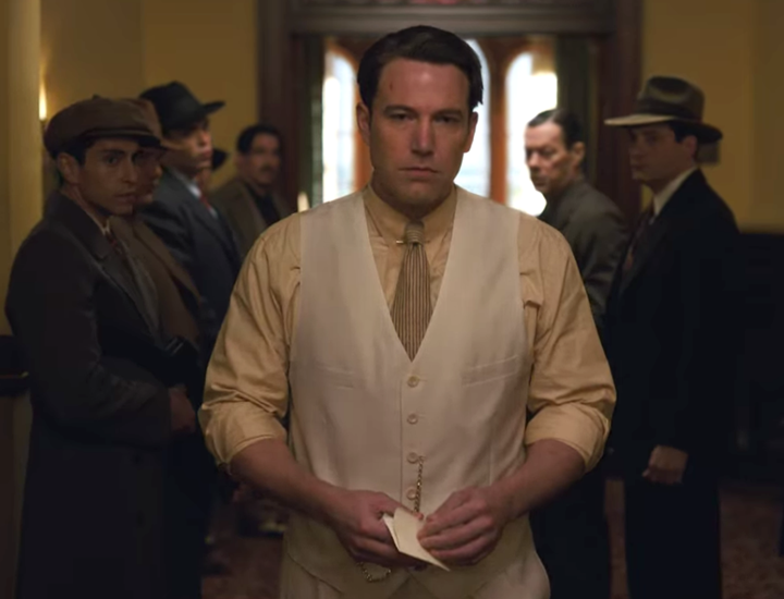 'Vivir de noche' , película de Ben Affleck