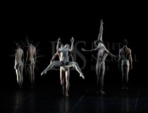 Momento de la coreografía 'Without Words'