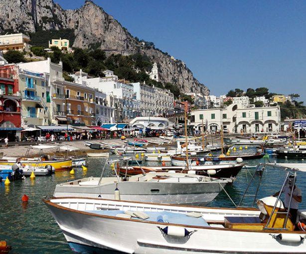 Puerto de Capri