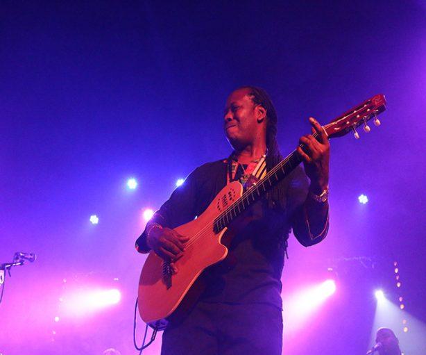 Aurelio en la Sala (Foto: Karla Vivanco)