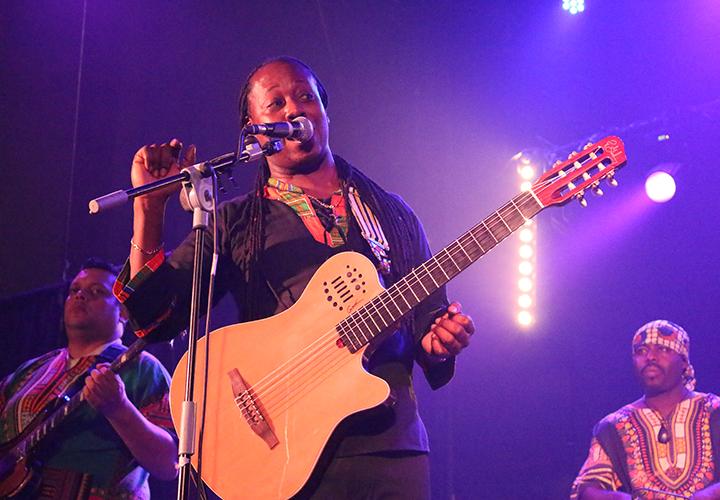 Aurelio, mayor exponente de la música garífuna