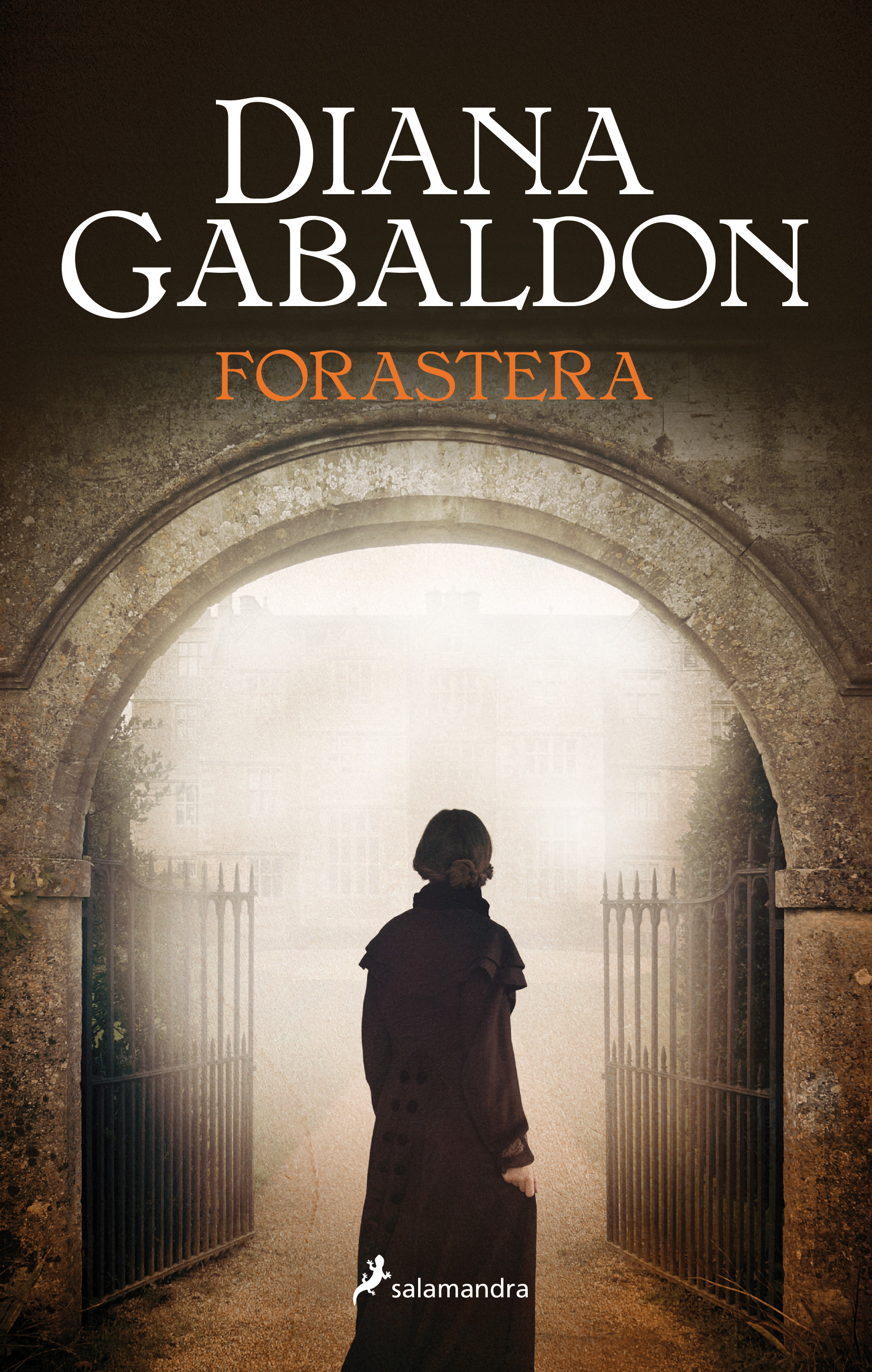 'Forastera', de Diana Gabaldon