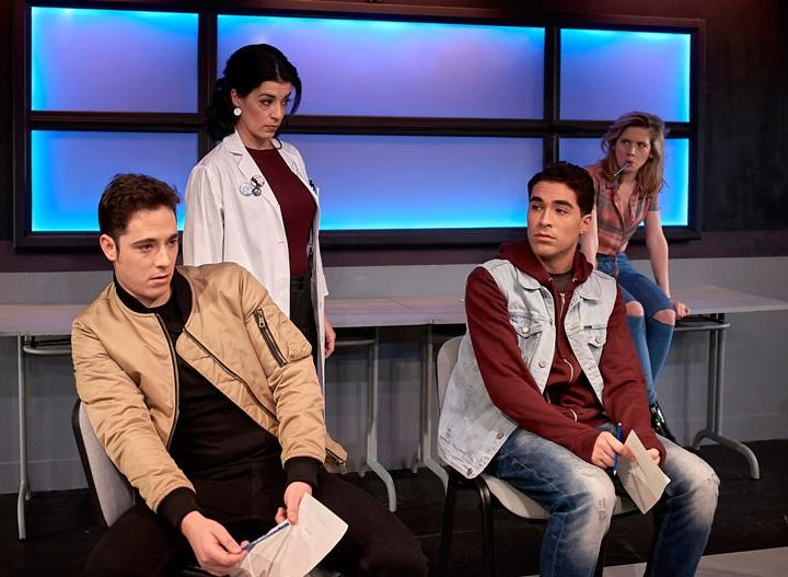 #malditos16, obra de teatro en el María Guerrero