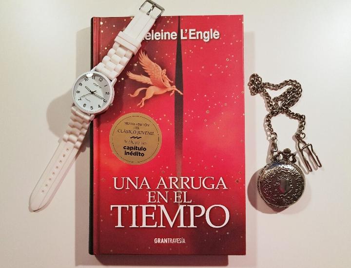Una arruga en el tiempo, novela de Madeleine L'Engle Ⓒ Cristina García