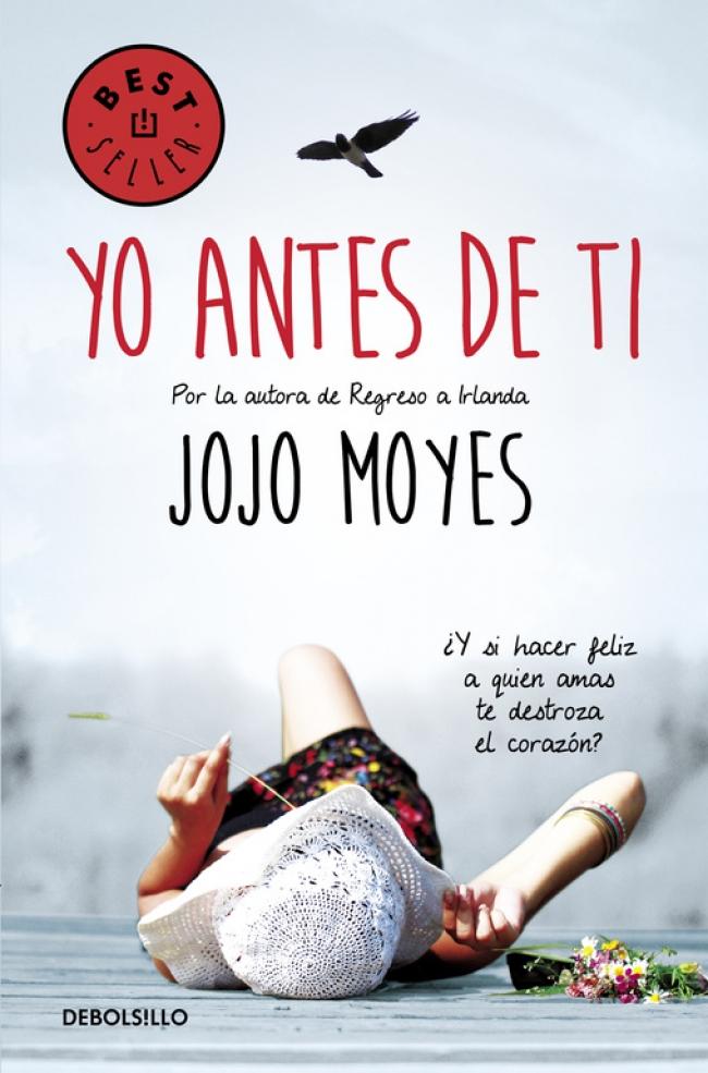 'Yo antes de ti', de Jojo Moyes