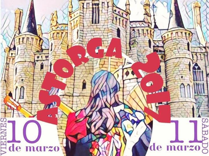Encuentro Internacional Tuna Femenina Astorga