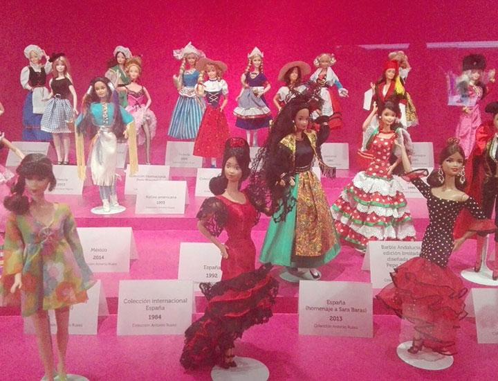 Exposición: 'Barbie más allá de la muñeca'