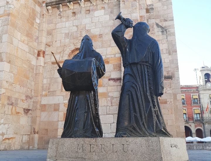 Monumento al Merlú, Zamora