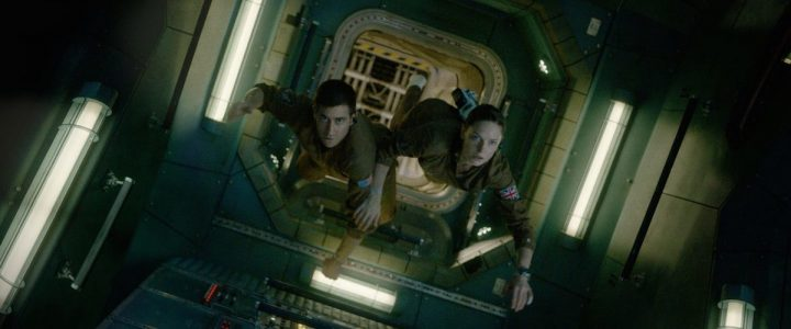 El doctor David Jordan (Jake Gyllenhaal) y la doctora Miranda North (Rebecca Ferguson)