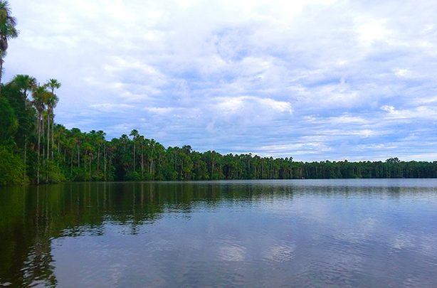 Lago Sandoval (Foto: Alvaro Guzmán)