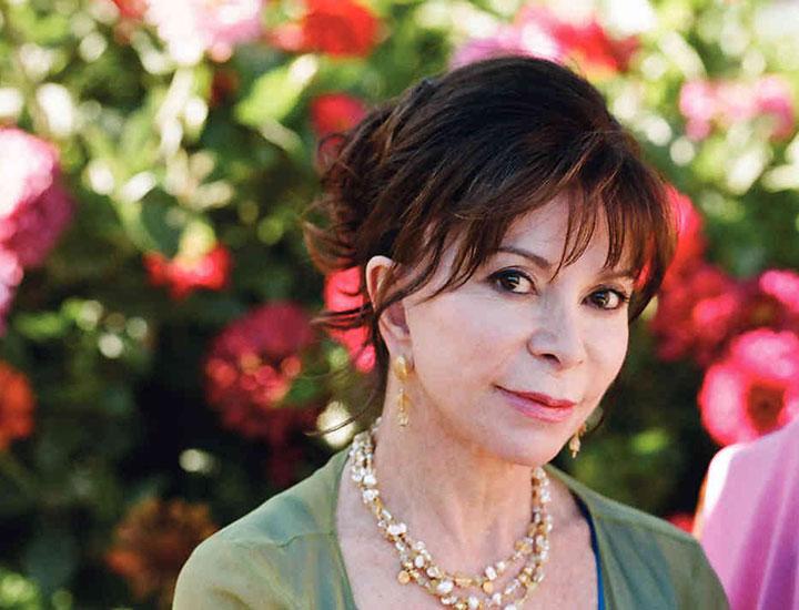 Isabel Allende en una imagen de archivo