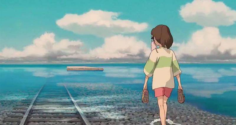 Hayao Miyazaki. Viaje de Chihiro
