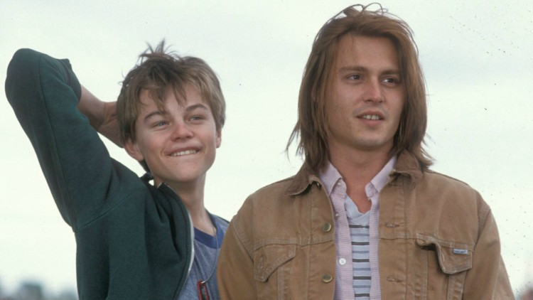 Leonardo DiCaprio junto a Johnny Depp en '¿A quién ama Gilbert Grape?'