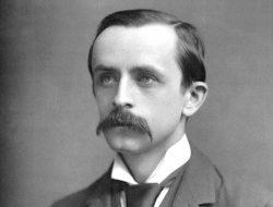 J. M. Barrie, autor de Peter Pan