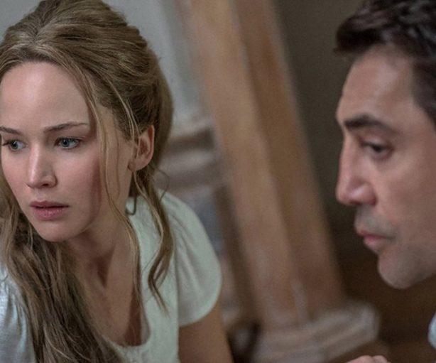mother! película de Aronofsky