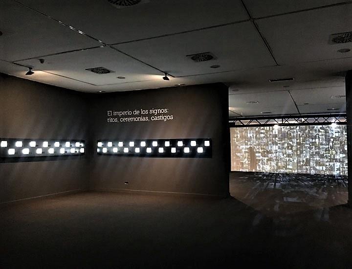 El imperio de los signos: ritos, ceremonias, castigos, en la exposición Los Archivos del Planeta de Albert Kahn en el Círculo de Bellas Artes de Madrid