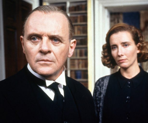 Anthony Hopkins y Emma Thompson.