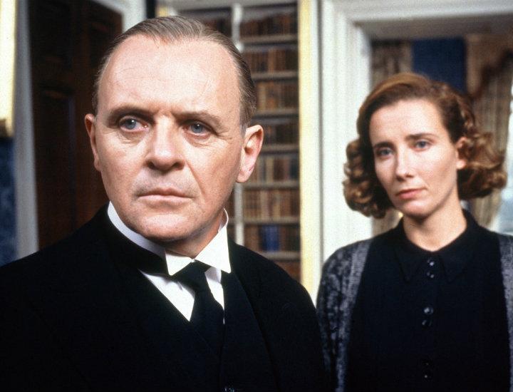 Anthony Hopkins y Emma Thompson.