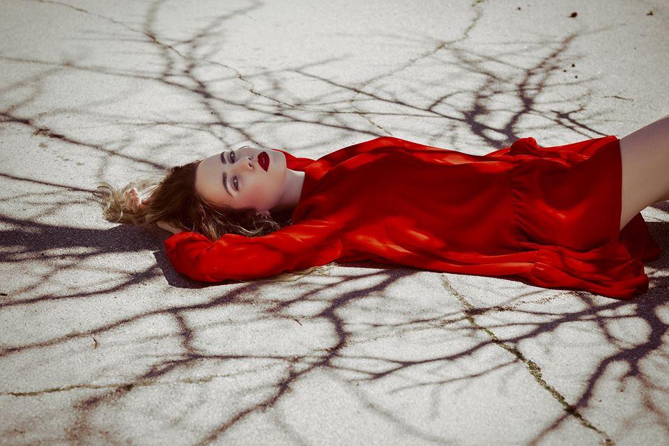 Retrato, Claudia Ce.