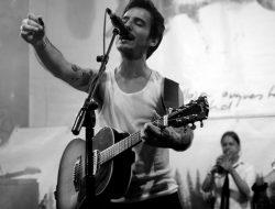 David Ruiz, vocalista de La M.O.D.A.