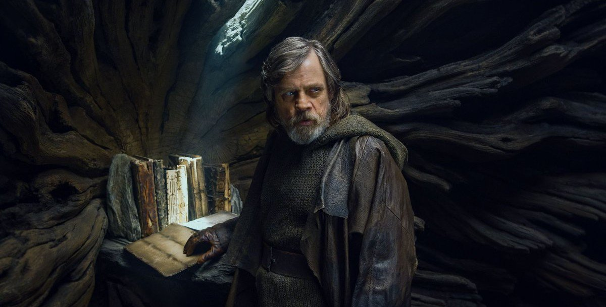 Luke Skywalker regresa en 'Los últimos Jedi'.