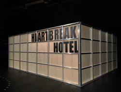 'Heartbreak Hotel', la caja donde se escenifica 'Vania'.