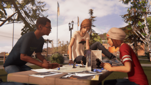 Life is Strange: Before the Storm. Chloe rol