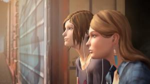 Life is Strange: Before the Storm. Chloe y Rachel