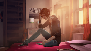 Life is Strange: Before the storm. Chloe