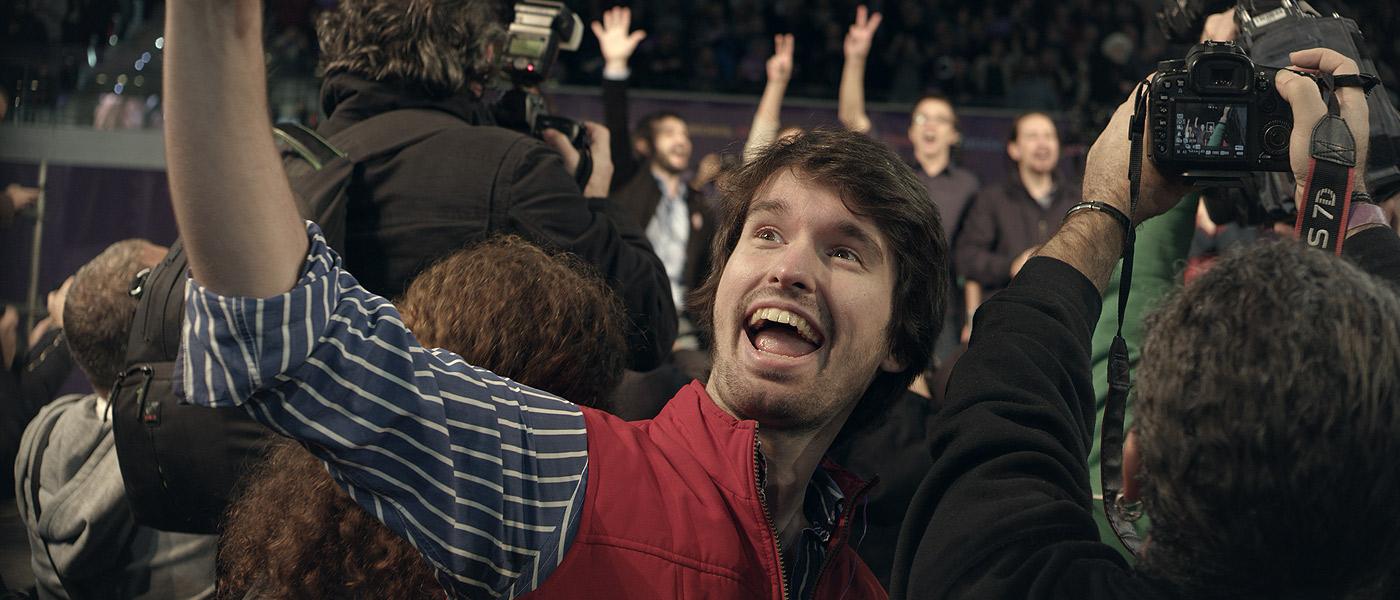 Santiago Alverú en Selfie.