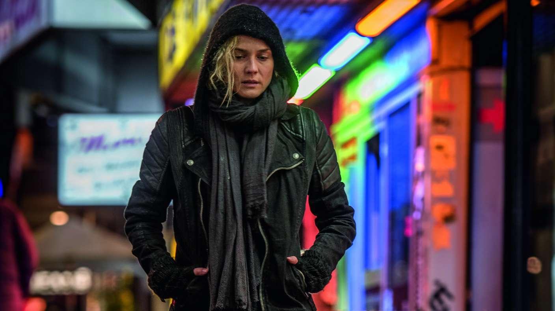Diane Kruger, en En la sombra.
