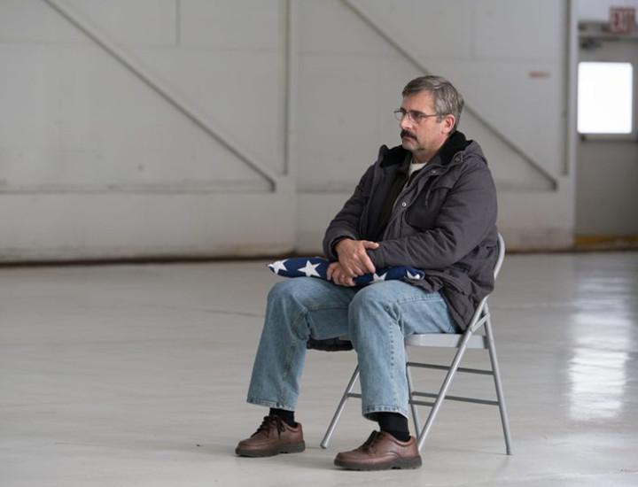 Steve Carrell, en 'La última bandera'.