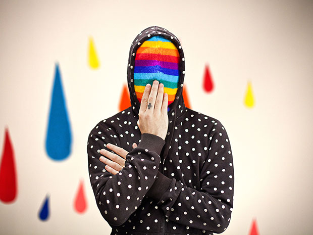 Okuda San Miguel, un referente en el arte urbano