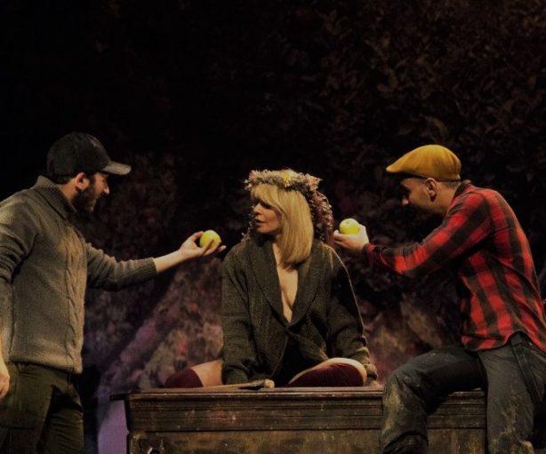 Obra teatral Lulú