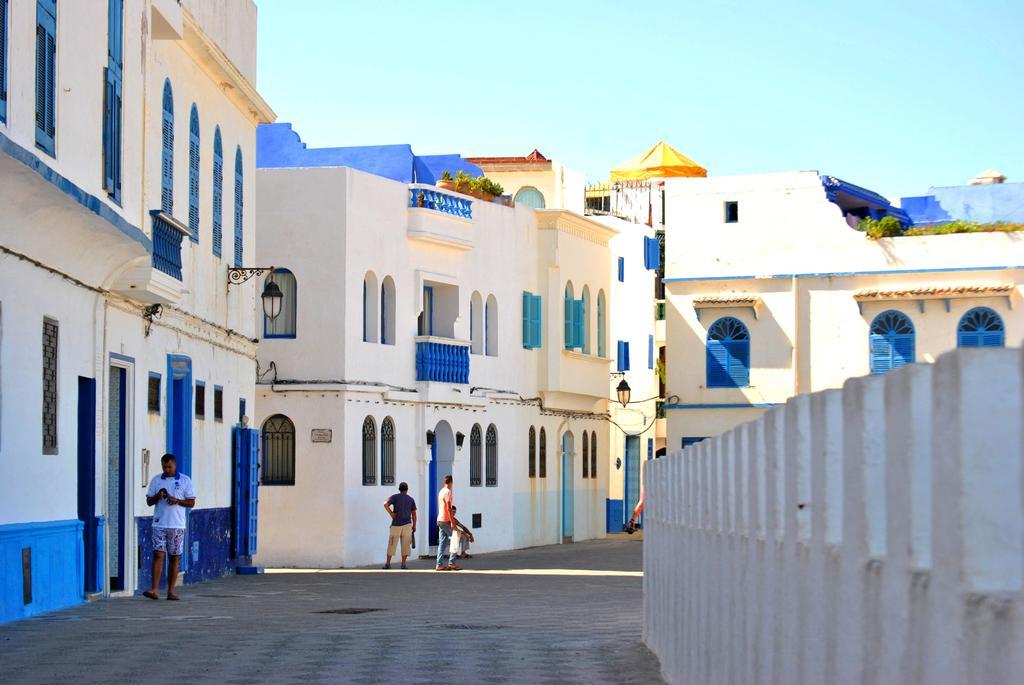 Medina de Assilah, en Marruecos