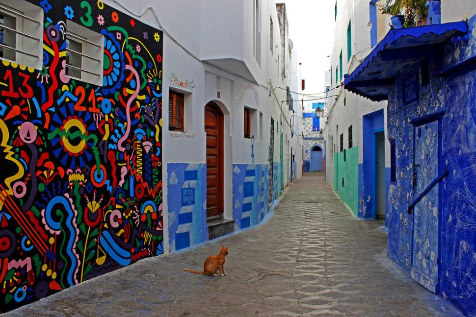 Calle de la Medina de Assilah