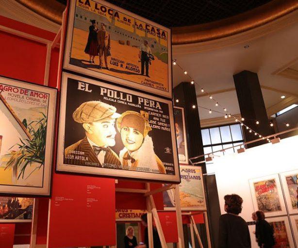 Exposición 'Memoria de Luz' en el Instituto Cervantes