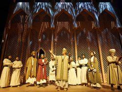 Escena del musical de El Médico