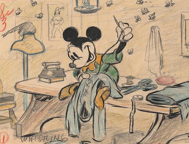 Disney, el arte de contar historias