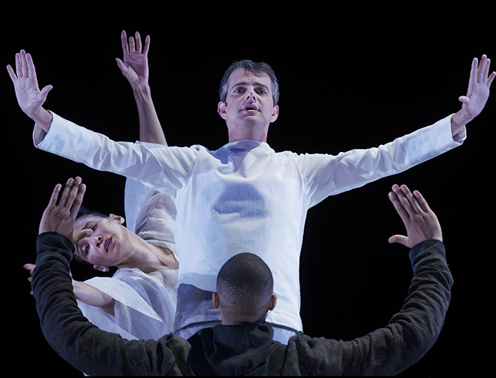 Only the sound remains - Teatro Real