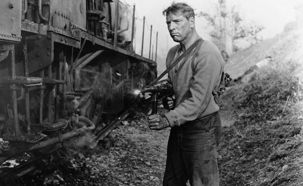 Fotograma de la película 'El tren' (1964) con Burt Lancaster