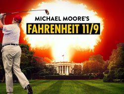 cartel de la película de Michael Moore, Fahrenheit
