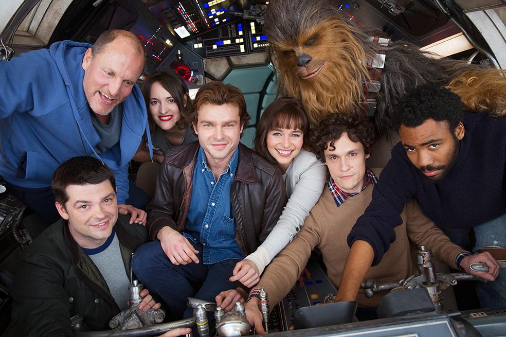 Actores de Han Solo