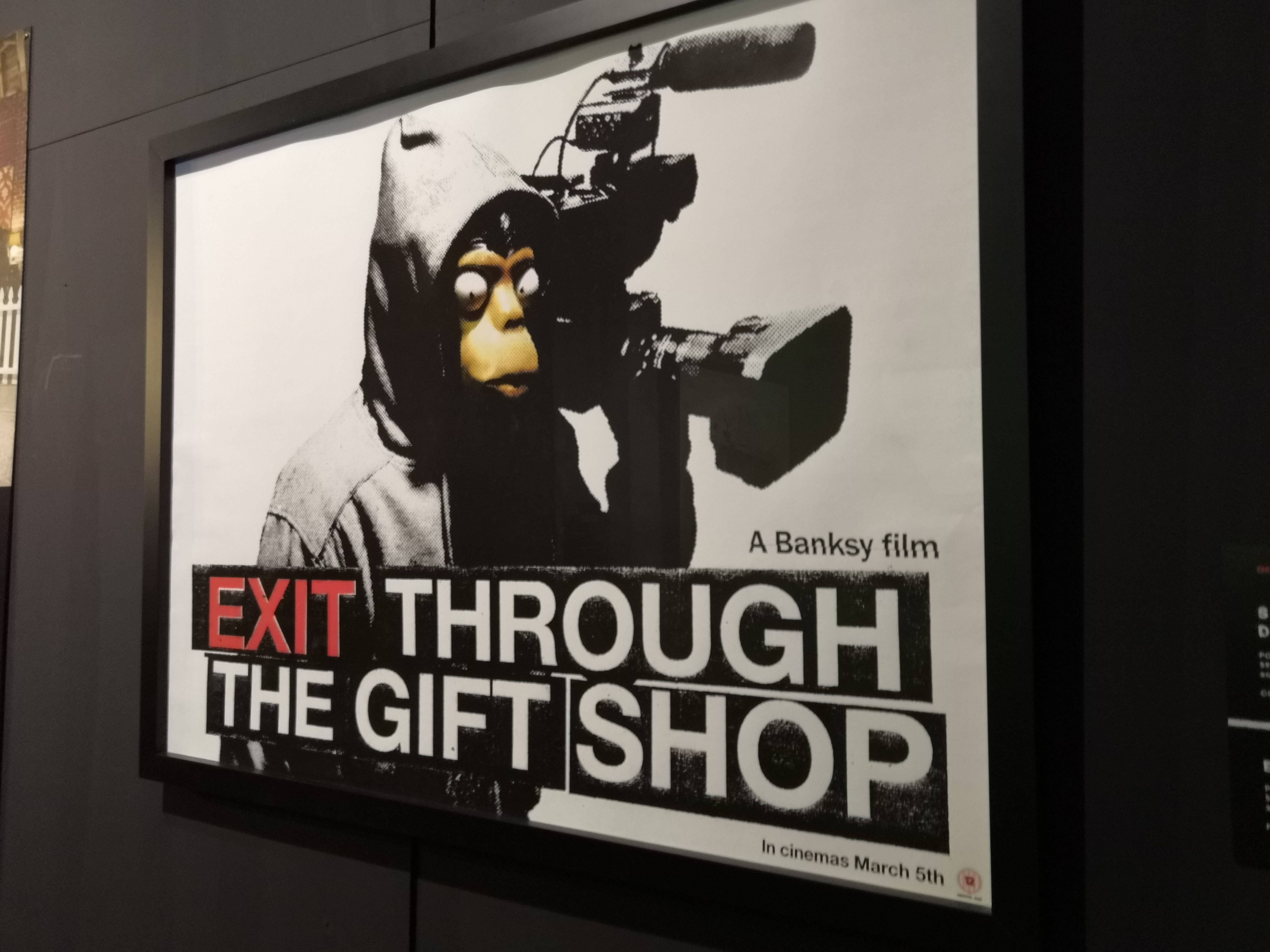 Documental Banksy 'Exit through the gift shop'